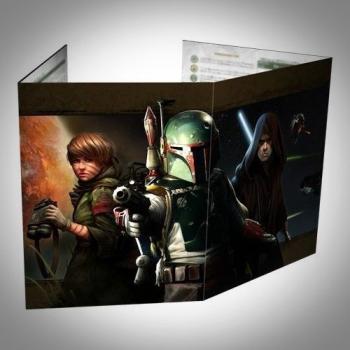 STAR WARS Aux Confins de l'Empire : ECRAN
