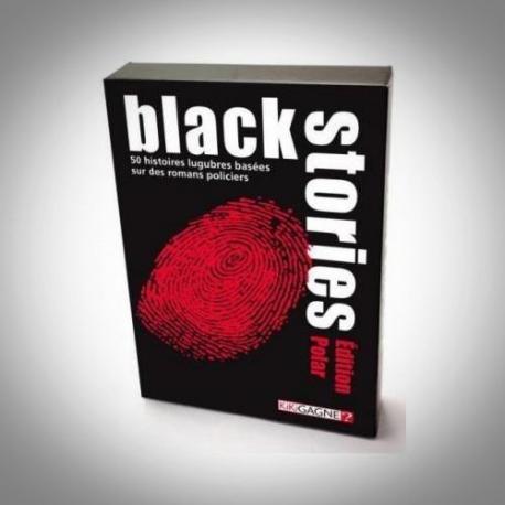BLACK STORIES EDITION POLAR