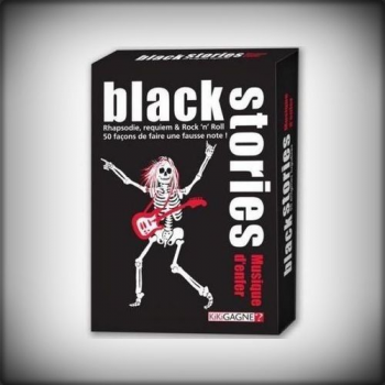 BLACK STORIES MUSIQUE D'ENFER