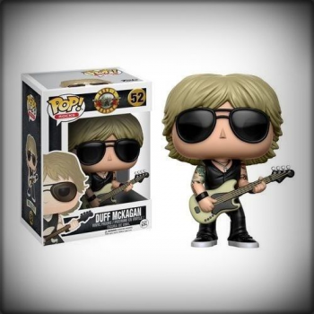 POP GUNS'N ROSES - DUFF McKAGAN