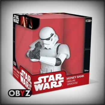 TIRELIRE STAR WARS BUSTE STORMTROOPER