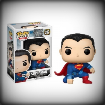 POP JUSTICE LEAGUE - SUPERMAN