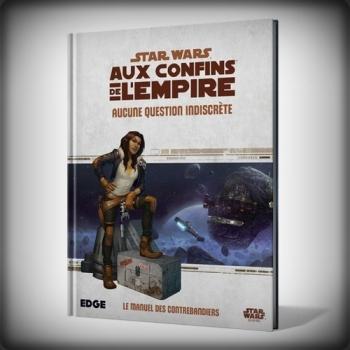 STAR WARS Aux Confins de l'Empire : AUCUNE QUESTION INDISCRETE