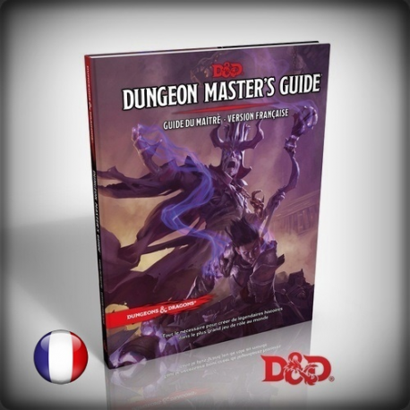 DUNGEON & DRAGON : DUNGEON MASTER'S GUIDE - GUIDE DU MAITRE