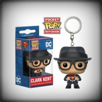 POCKET POP CLARK KENT EN SUPERMAN