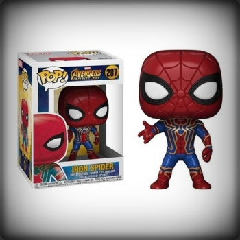 POP IRON SPIDER