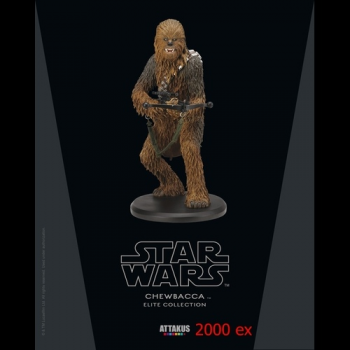 FIGURINE ATTAKUS - CHEWBACCA
