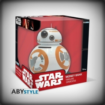 TIRELIRE STAR WARS BB8
