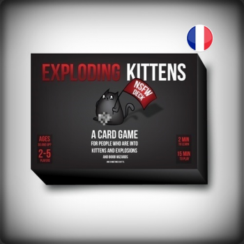 EPLODING KITTENS Édition NSFW
