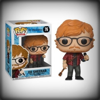 POP ED SHEERAN