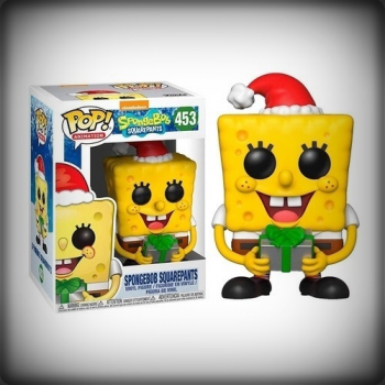 POP BOB L'ÉPONGE HOLIDAY