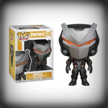 POP FORTNITE - OMEGA