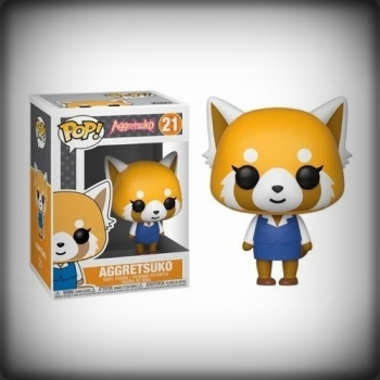 POP AGGRETSUKO