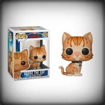 POP CAPTAIN MARVEL - GOOSE THE CAT