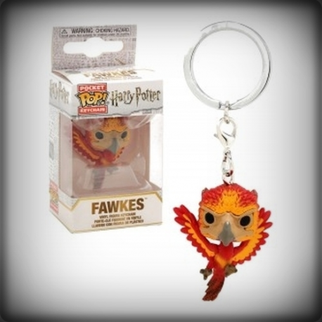 POCKET POP FUMSECK / FAWKES