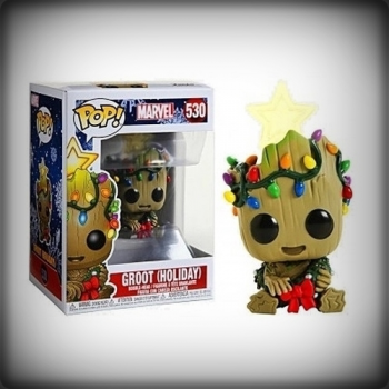 POP GROOT HOLIDAY