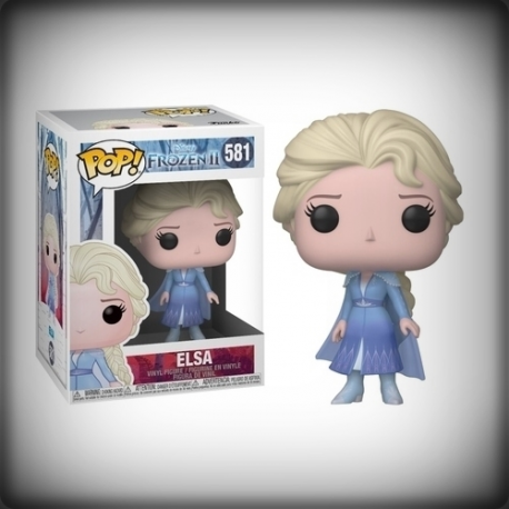 POP LA REINE DES NEIGES - ELSA