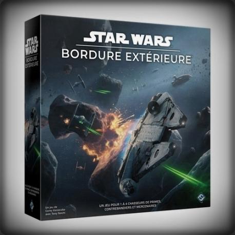 STAR WARS - BORDURE EXTÉRIEUR