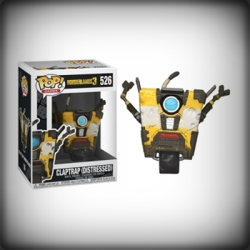 POP BORDERLANDS 3 - CLAPTRAP