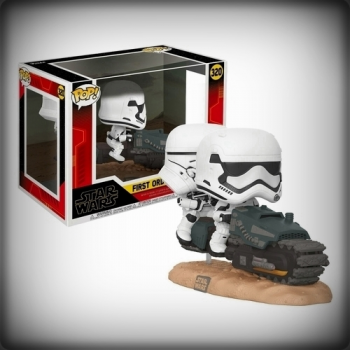 POP FIRST ORDER TREAD SPEEDER