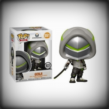 POP OVERWATCH - GENJI