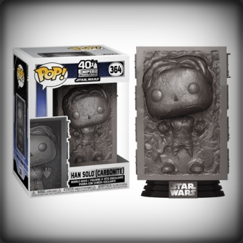 POP HAN SOLO DANS CARBONITE