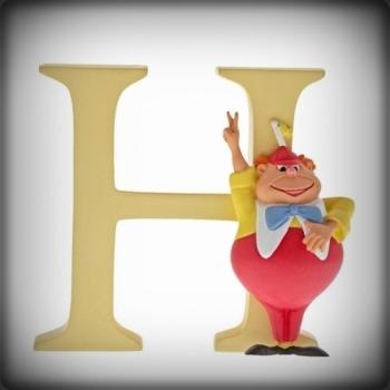 """""""H"""" - TWEEDLE DEE ET TWEEDLE DUM"""