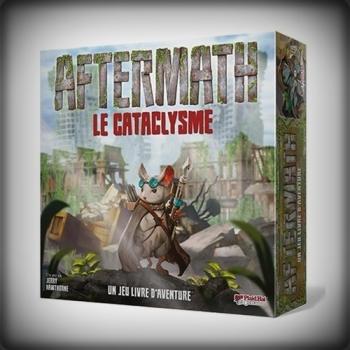 AFTERMATH Un Jeu Livre d'Aventure