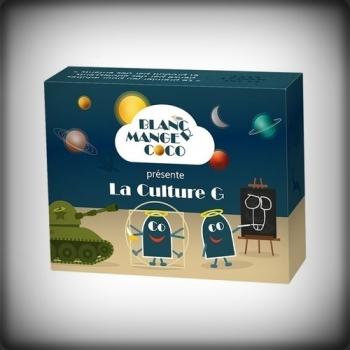 BLANC MANGER COCO - LA CULTURE G