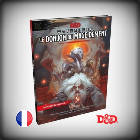 DUNGEONS & DRAGON : WATERDEEP - LE DONJON DU MAGE DÉMENT