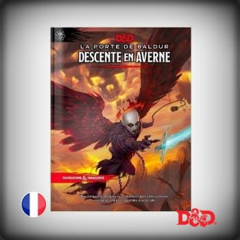 DUNGEONS  DRAGON : LA PORTE DE BALDUR - DESCENTE EN AVERNE