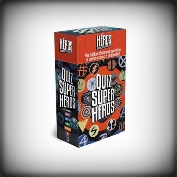 BATTLE QUIZ - SUPER HÉROS
