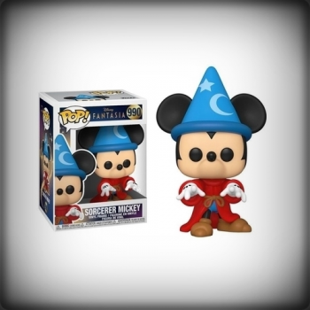 POP FANTASIA - MICKEY SORCIER