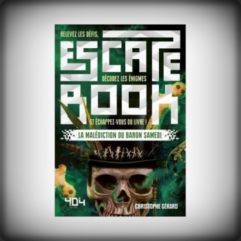 ESCAPE BOOK - LA MALÉDICTION DU BARON SAMEDI