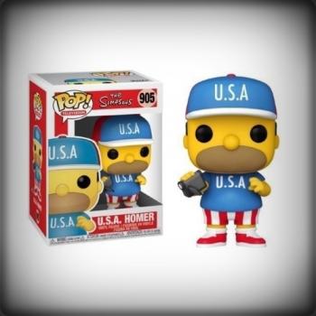 POP LES SIMPSONS - U.S.A. HOMER