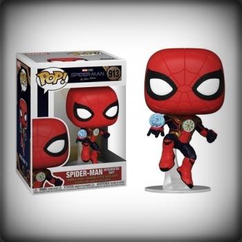 POP SPIDER-MAN NO WAY HOME - SPIDER-MAN INTEGRATED SUIT